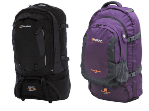 19ae3024d656 Berghaus Jalan or Vango Freedom – Choosing The Perfect Rucksack