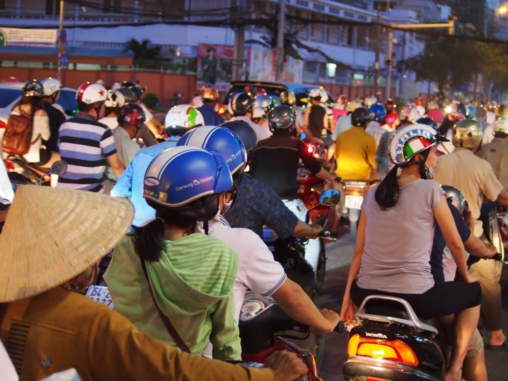 How To Get From Mui Ne To Ho Chi Minh City