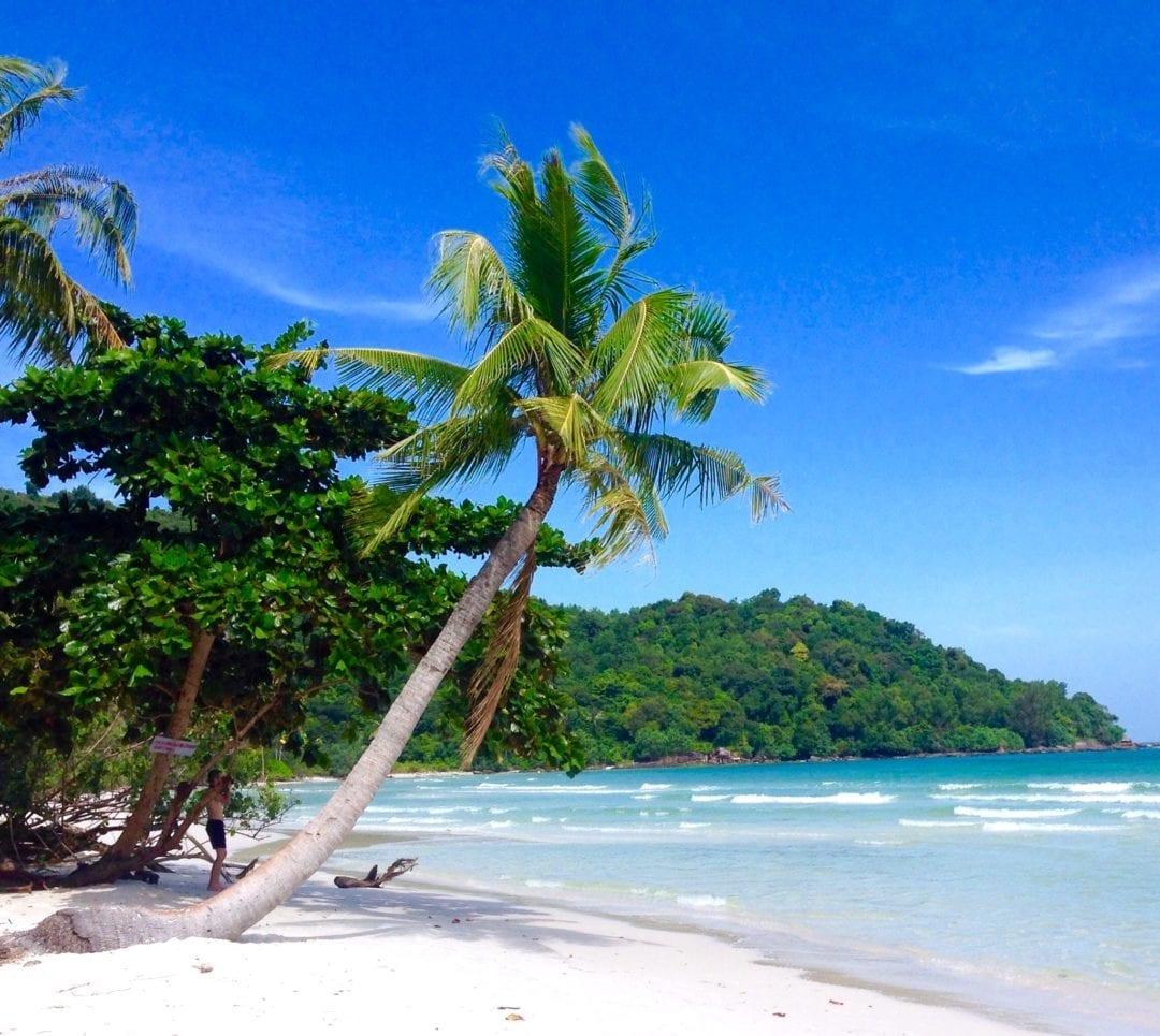 Beach Island: Vietnam's Real Beach Paradise...?