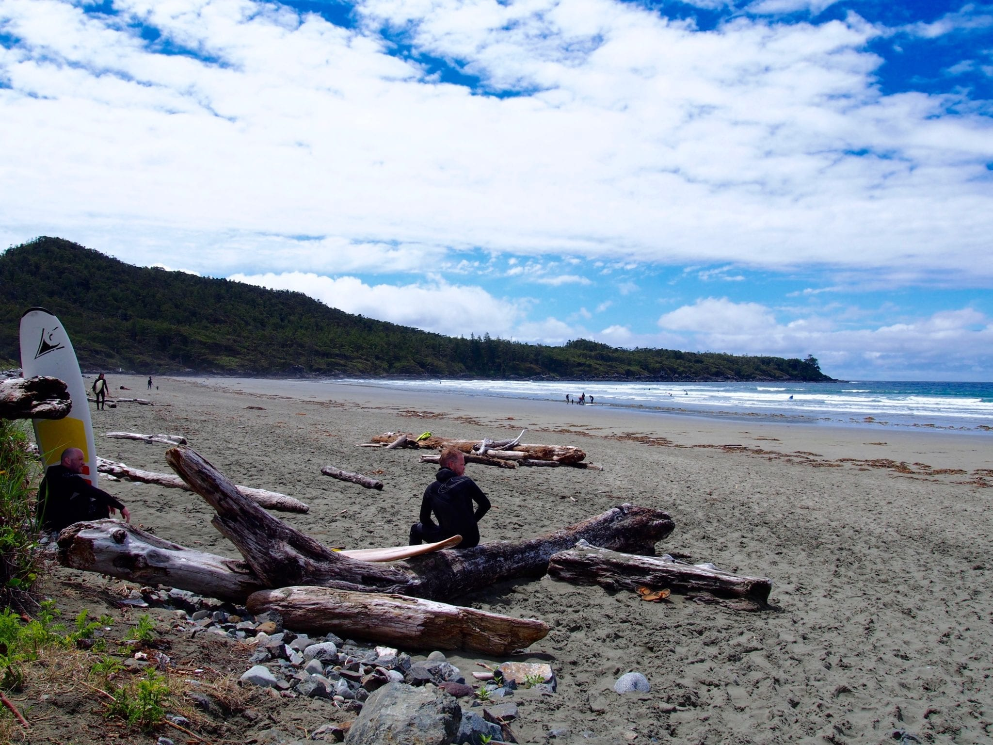 Beaches In Tofino