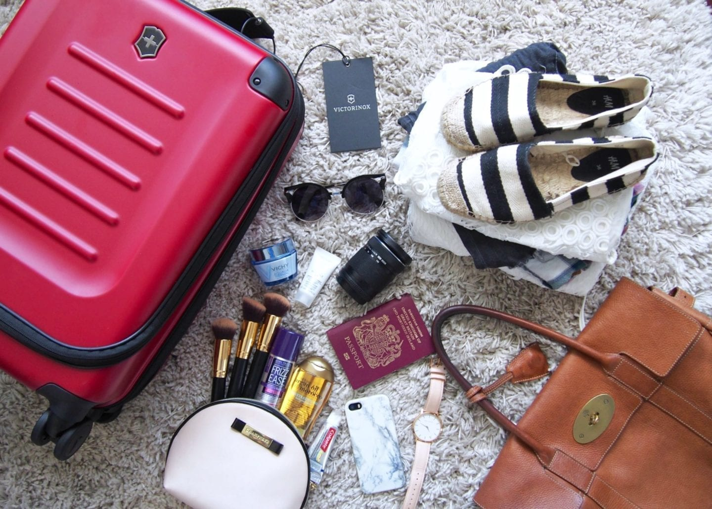 Packing For A Weekend Getaway
