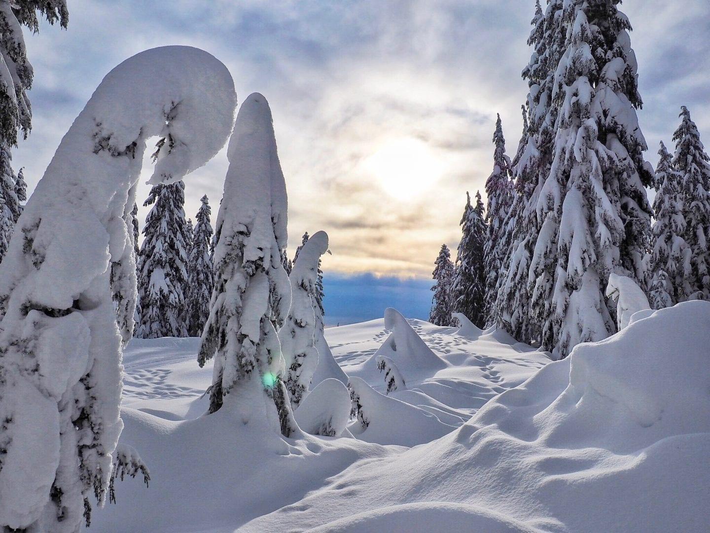 Winter / Spring Hikes Around Vancouver