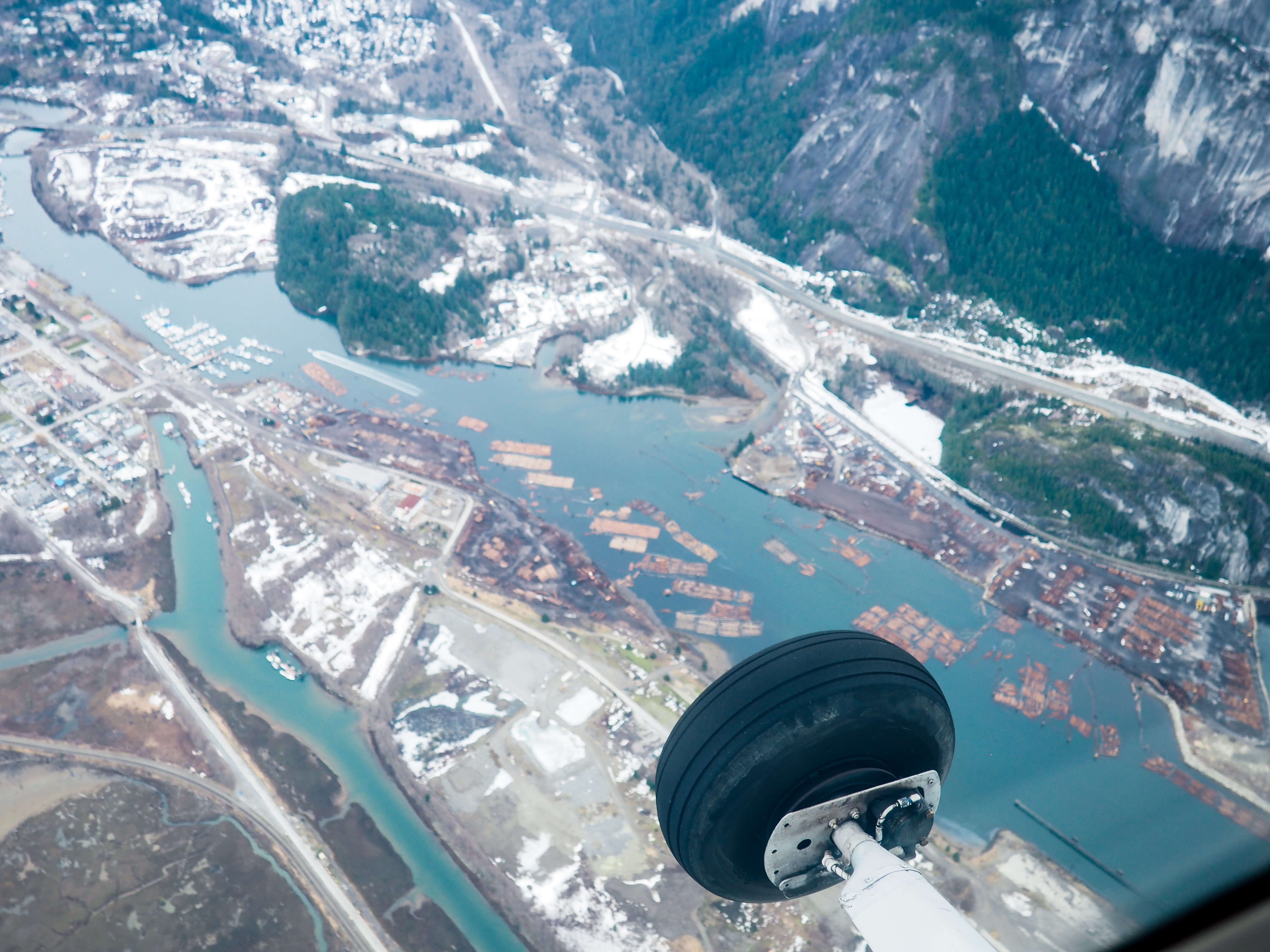 Sightseeing Tours Squamish