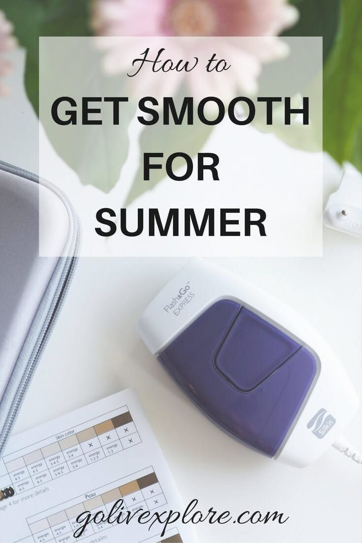 Getting Smooth For Summer With Laser Hair Removal