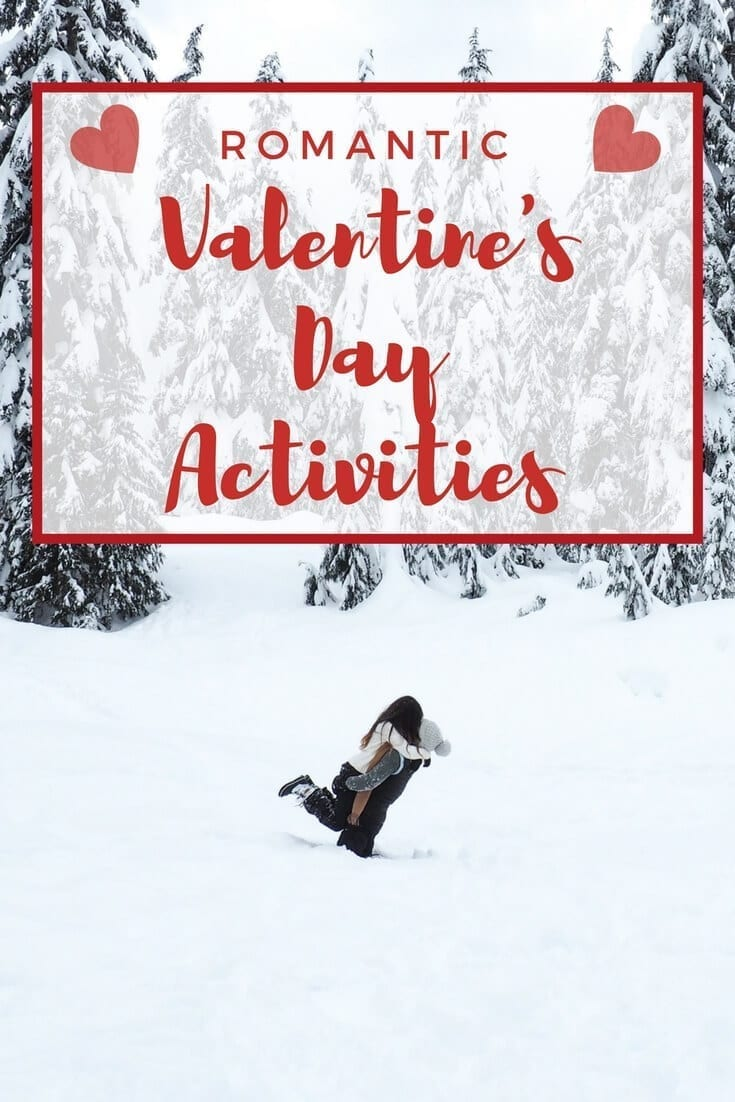 Romantic Valentine's Day Activities