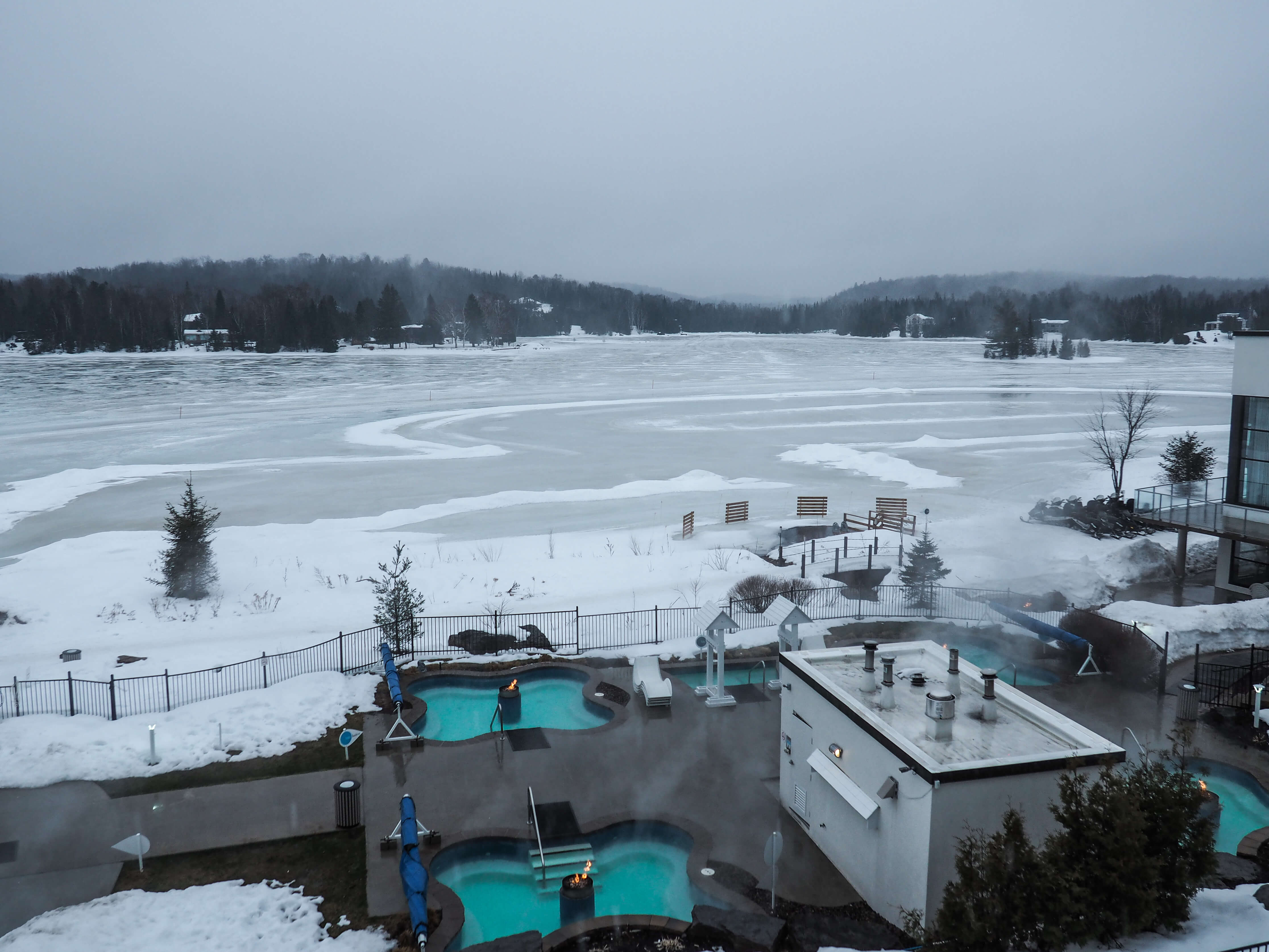 The Esterel Resort Quebec