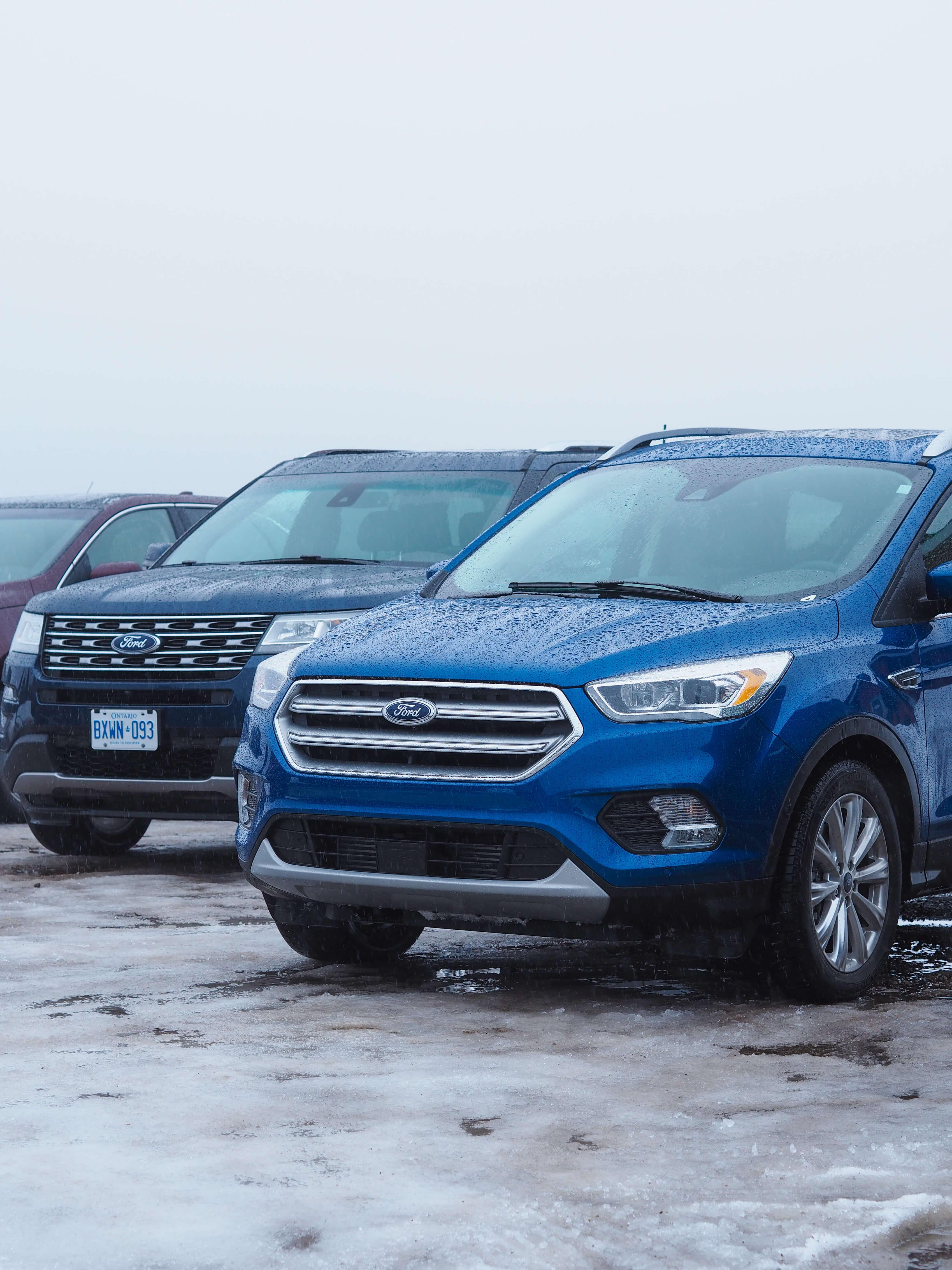 Ford 2017 Models