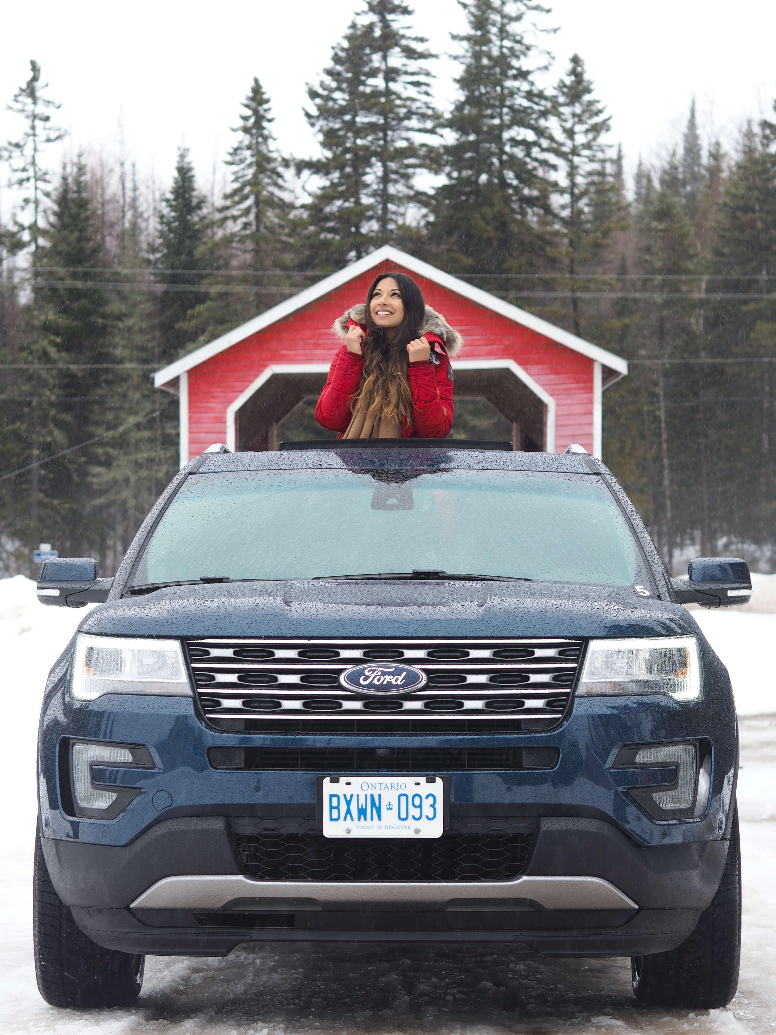 Quebec Ford Canada