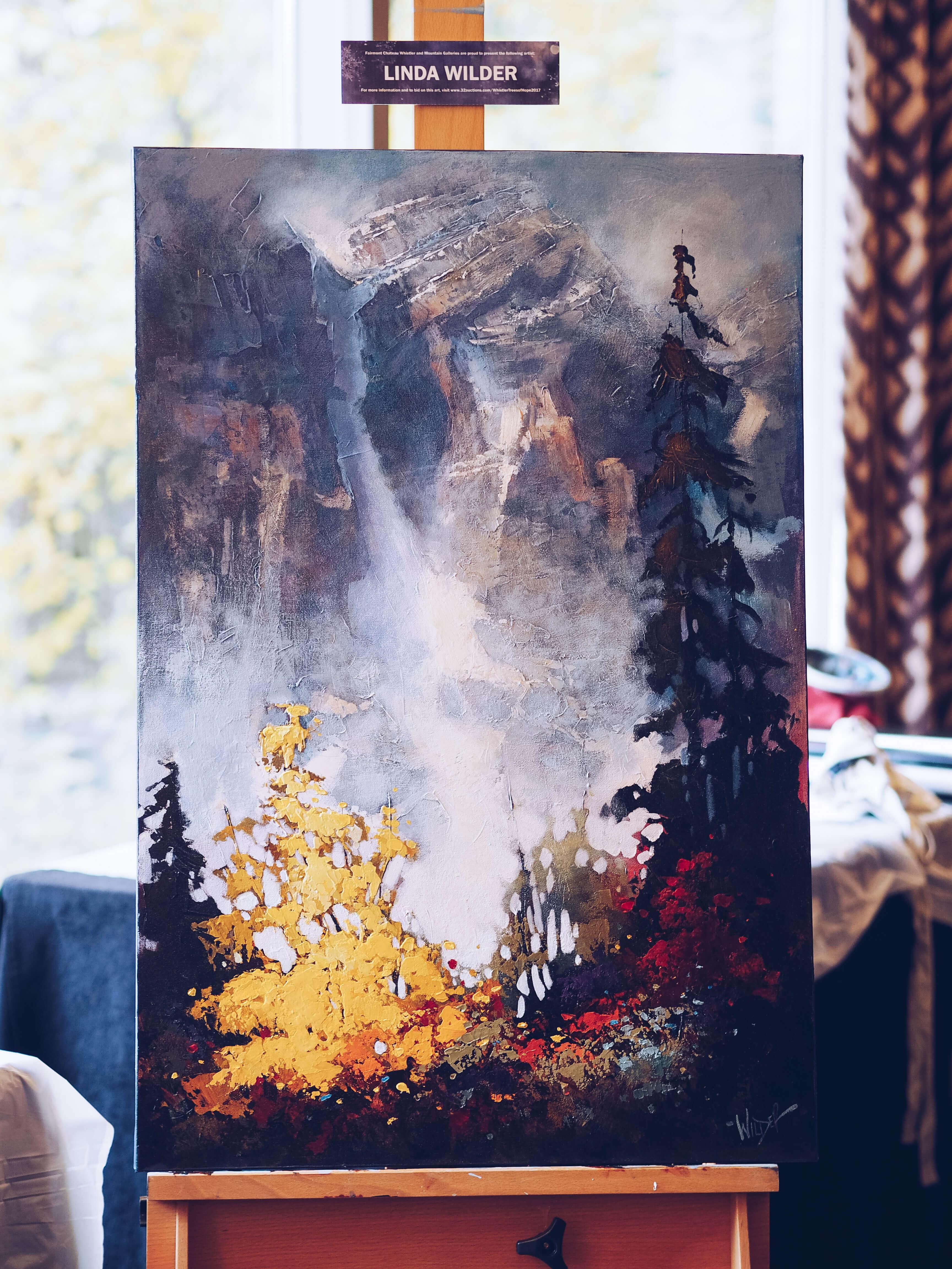 Trees of Hope Whistler